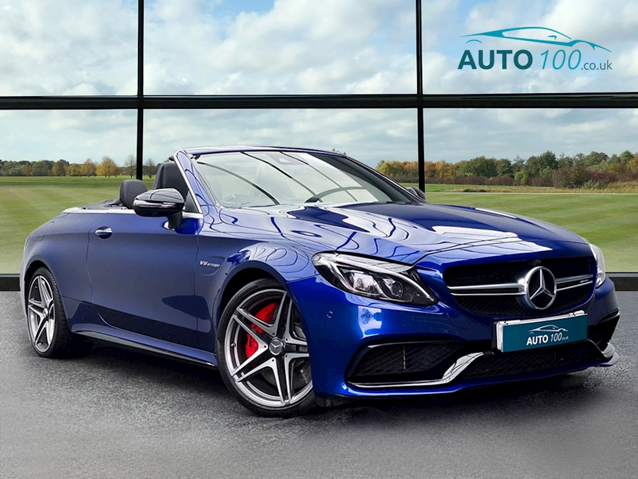 Mercedes-Benz C Class AMG S Cabriolet 4.0 SpdS MCT Petrol