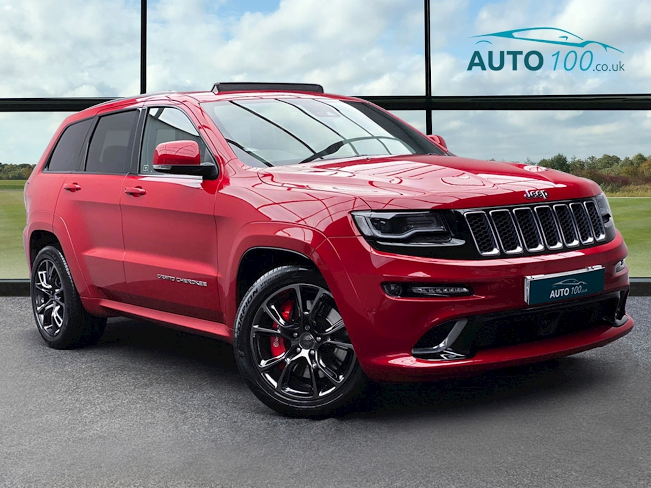 Jeep Grand Cherokee Grand Cherokee Srt 6.4 V8 468hp 4x4 Auto8 Estate 6.4 Automatic Petrol