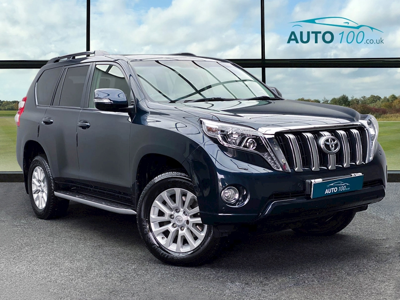 Toyota Land Cruiser Icon SUV 3.0 Automatic Diesel