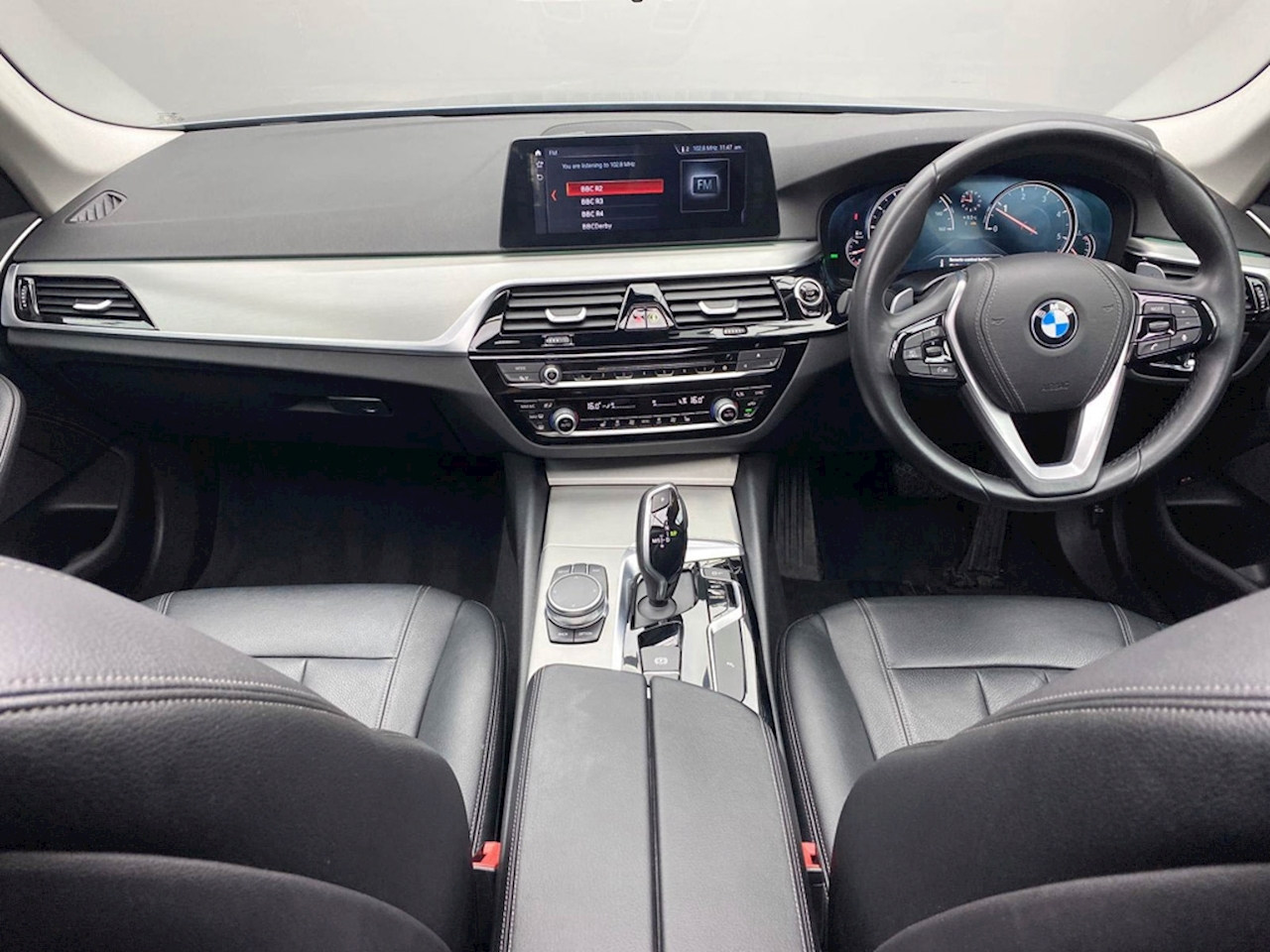 BMW 5 Series 520d SE Saloon Saloon 2.0 Automatic Diesel