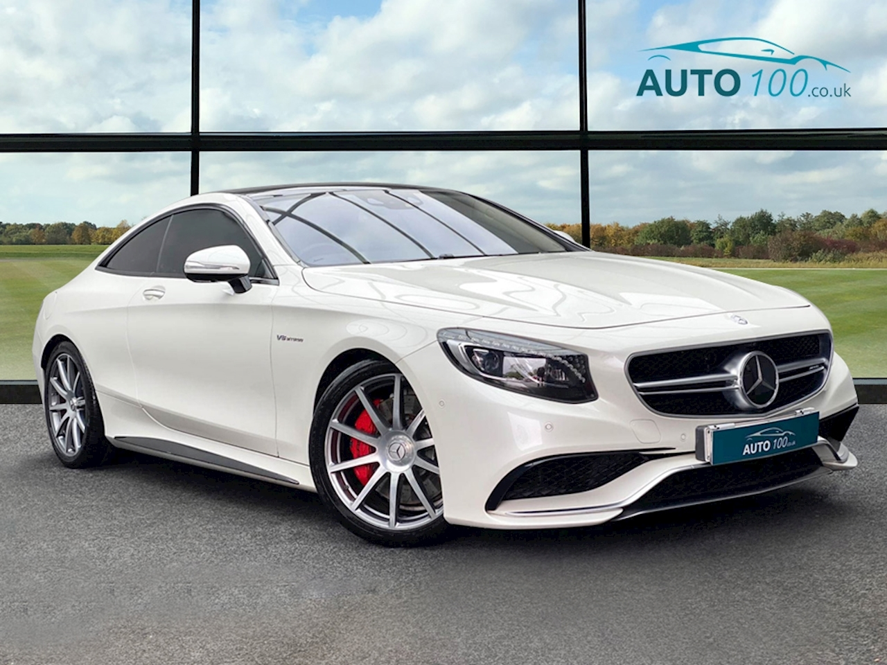Mercedes-Benz S Class AMG S Coupe 5.5 SpdS MCT Petrol