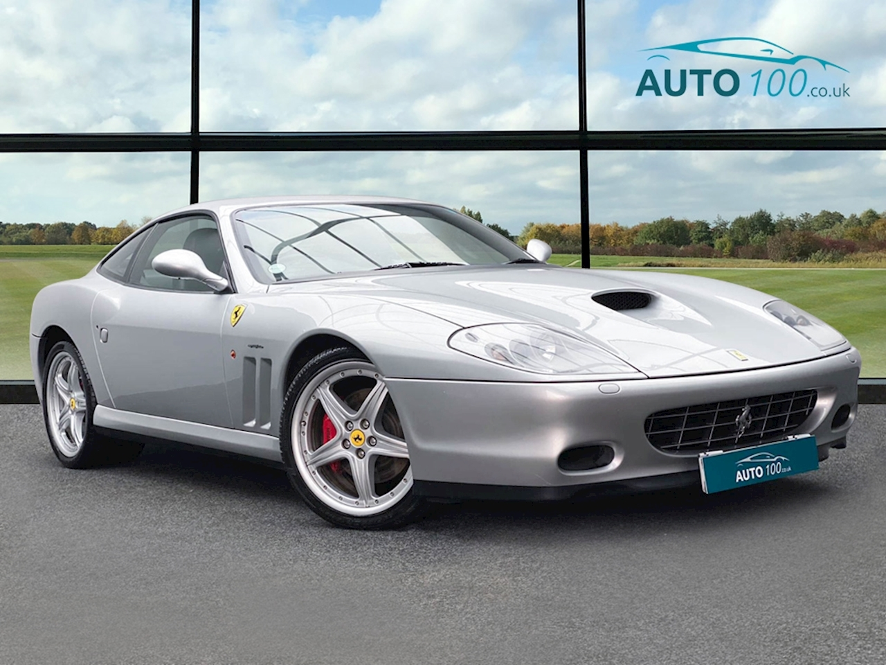 Ferrari 575M  Saloon 4.0 Manual Petrol