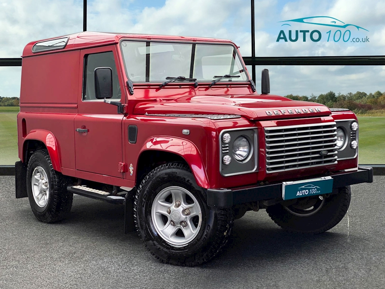Land Rover Defender 90 XS Hard Top 2.2 Manual Diesel