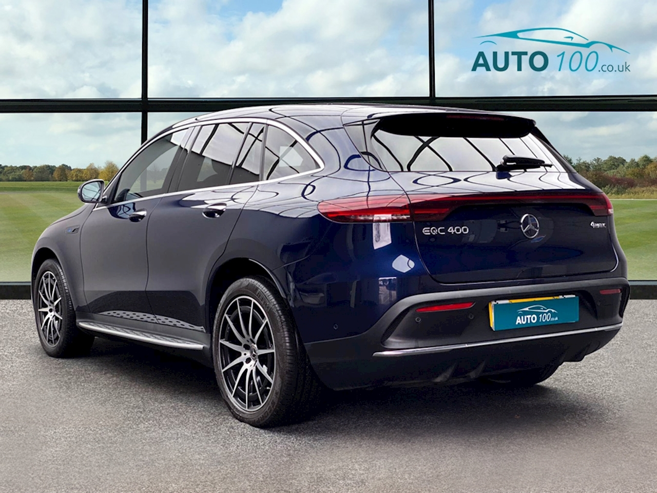 Mercedes-Benz EQC AMG Line SUV 0.0 Auto Electric