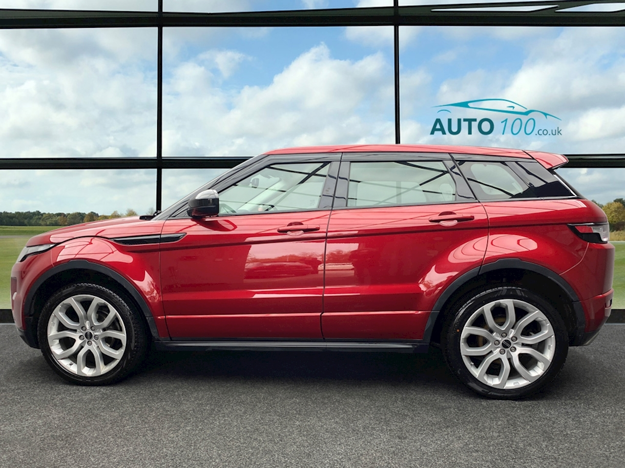 Land Rover Range Rover Evoque Dynamic SUV 2.2 Automatic Diesel