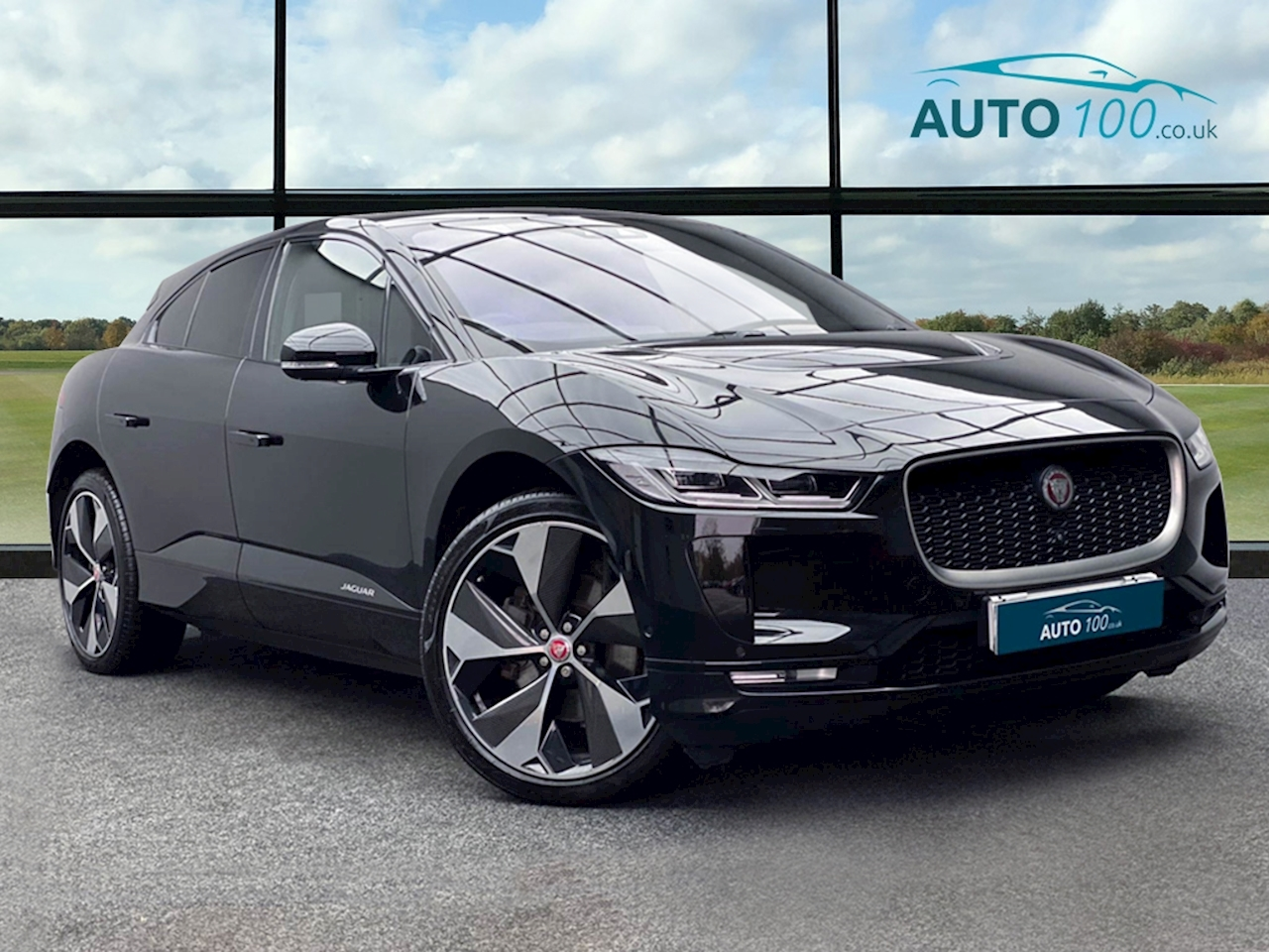 Jaguar I-PACE First Edition SUV 0.0 Auto Electric