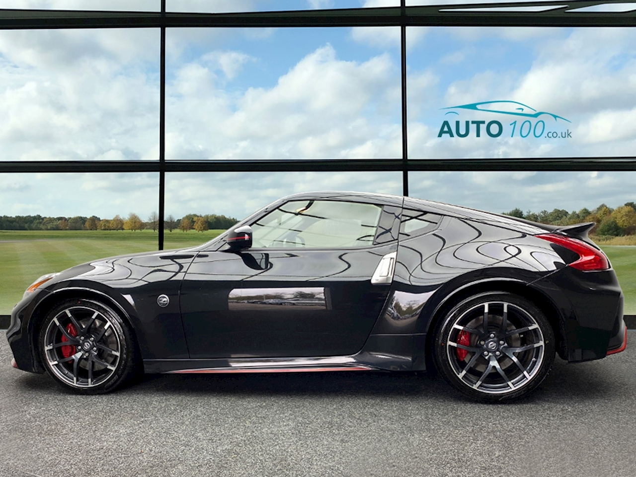 Nissan 370 Z Nismo Coupe 3.7 Manual Petrol