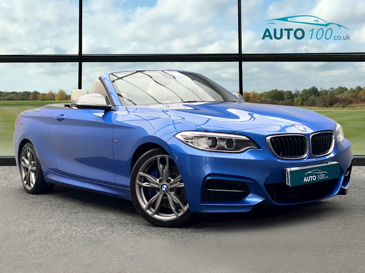 2 Series M240i Convertible Convertible 3.0 Automatic Petrol