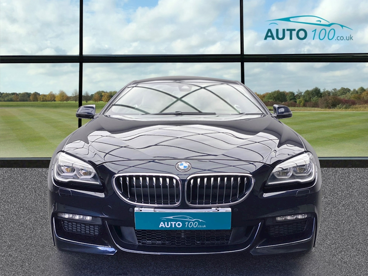 BMW 6 Series Gran Coupe 640d M Sport Gran Coupe Gran Coupe 3.0 Automatic Diesel
