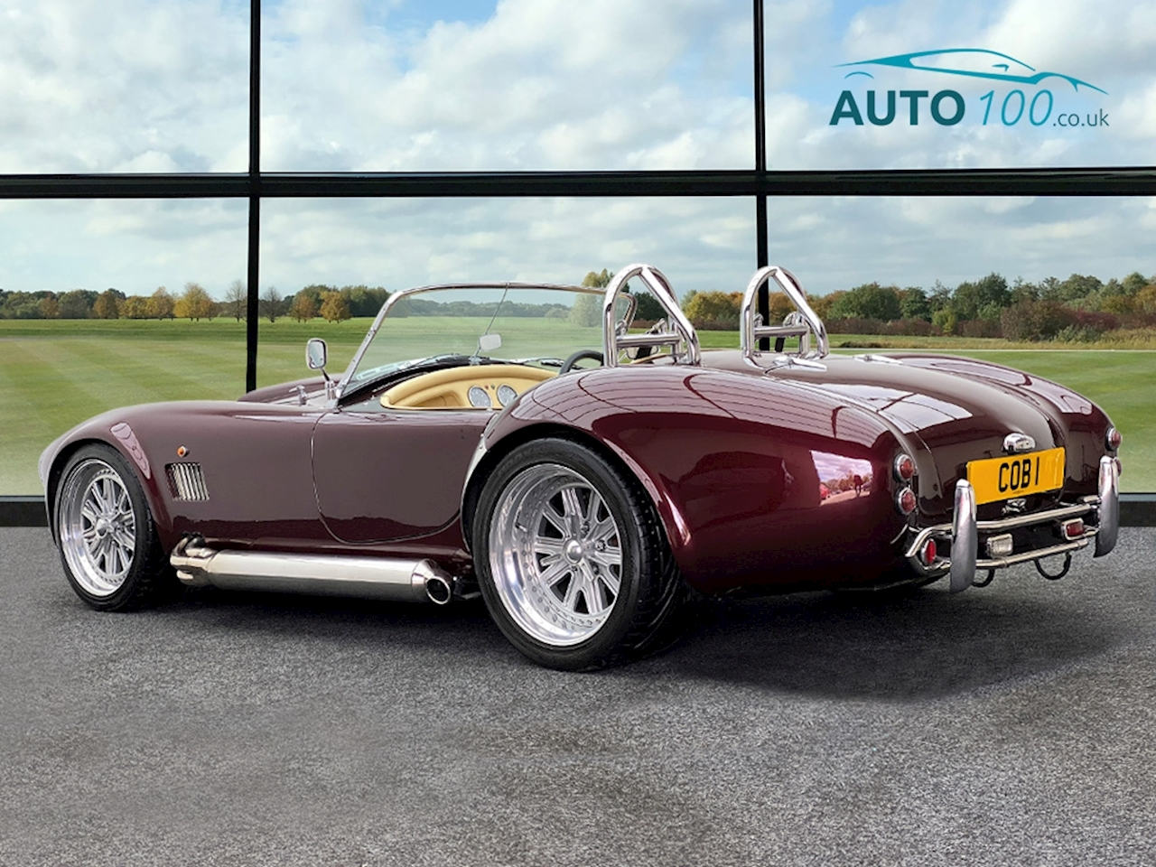 Cobra 6.3 2dr Convertible Manual Petrol