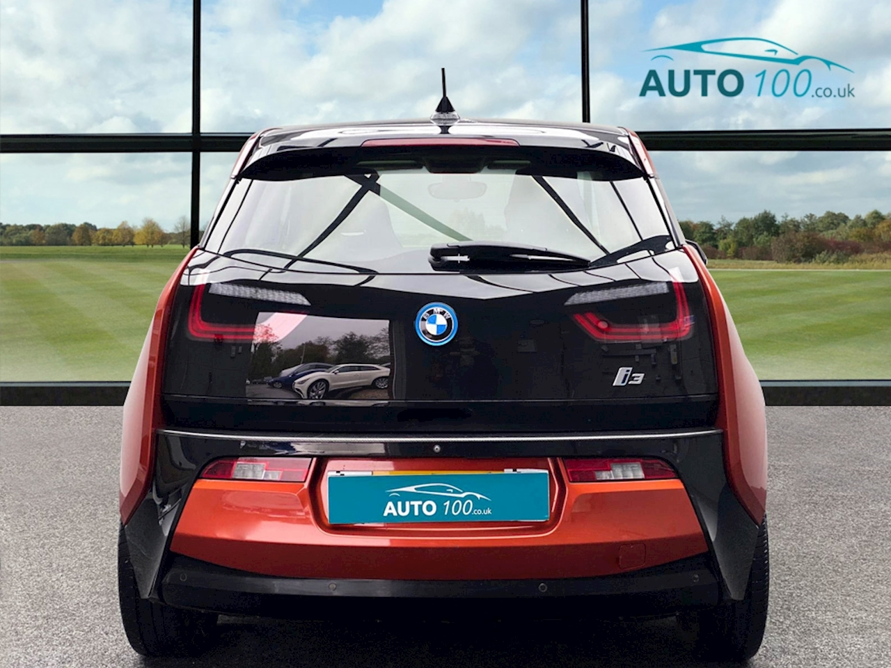 BMW i3 Series i3 60Ah with Range Extender Hatchback 0.6 Automatic Petrol Hybrid