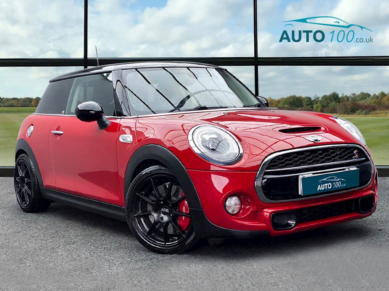 MINI Hatch Cooper S 3-Door Hatch Hatchback 2.0 Automatic Petrol