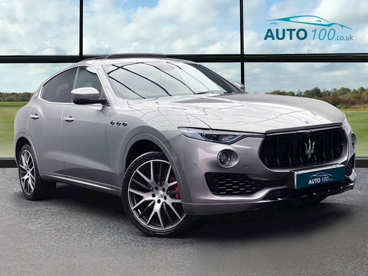 Maserati Levante 3.0D V6 SUV 5dr Diesel ZF 4WD (s/s) (275 ps) SUV 3.0 ZF Diesel