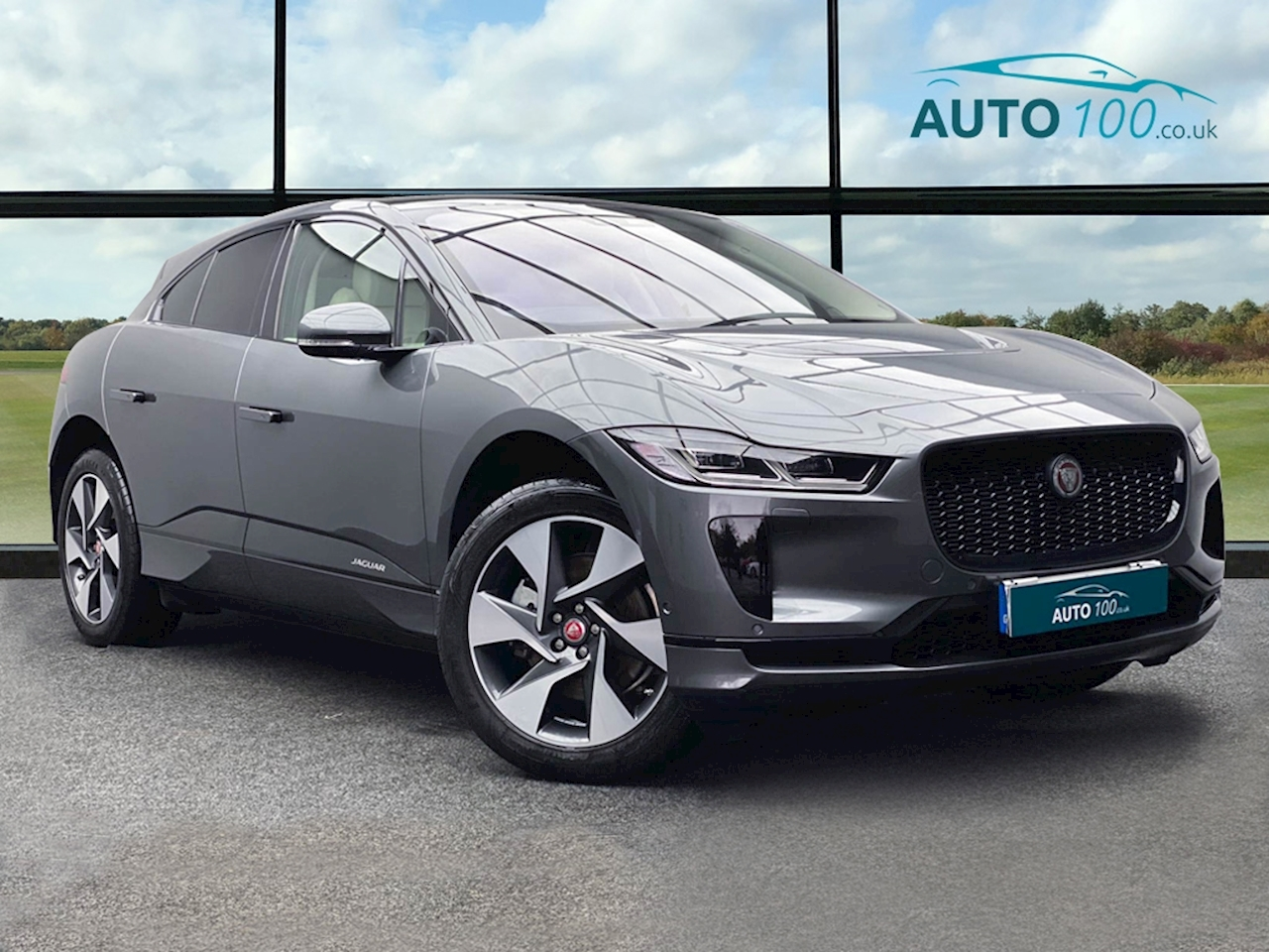 Jaguar I-PACE SE SUV 0.0 Auto Electric