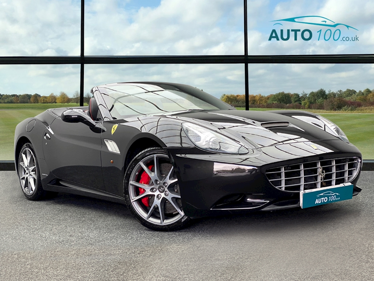Ferrari California  Convertible 4.3 Automatic Petrol