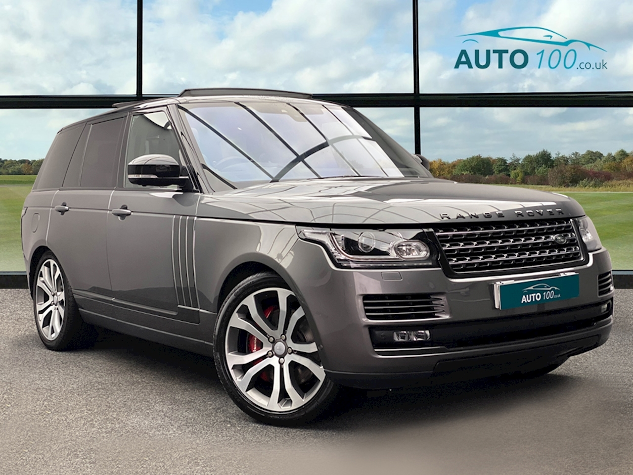 Land Rover Range Rover SV Autobiography Dynamic SUV 5.0 Auto Petrol