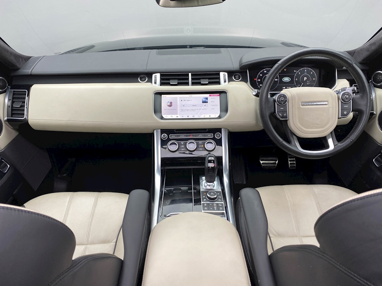 Land Rover Range Rover Sport Autobiography Dynamic SUV 3.0 CommandShift 2 Diesel