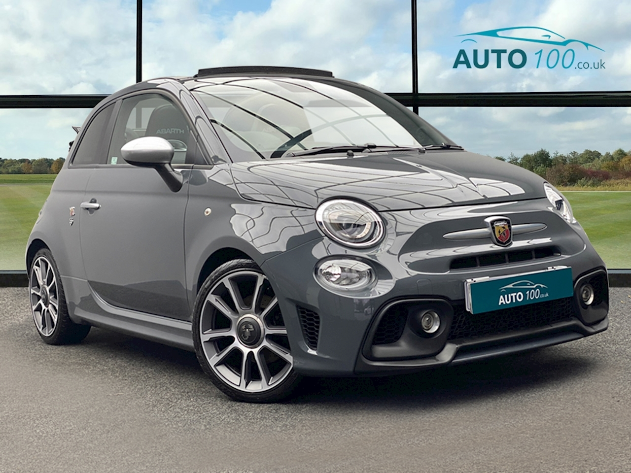 Abarth 595 595 Turismo 1.4 Tjet 165hp Convertible Convertible 1.4 Manual Petrol