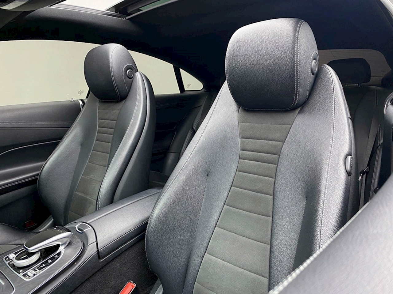 Mercedes-Benz E Class AMG Line Coupe 2.0 G-Tronic+ Diesel