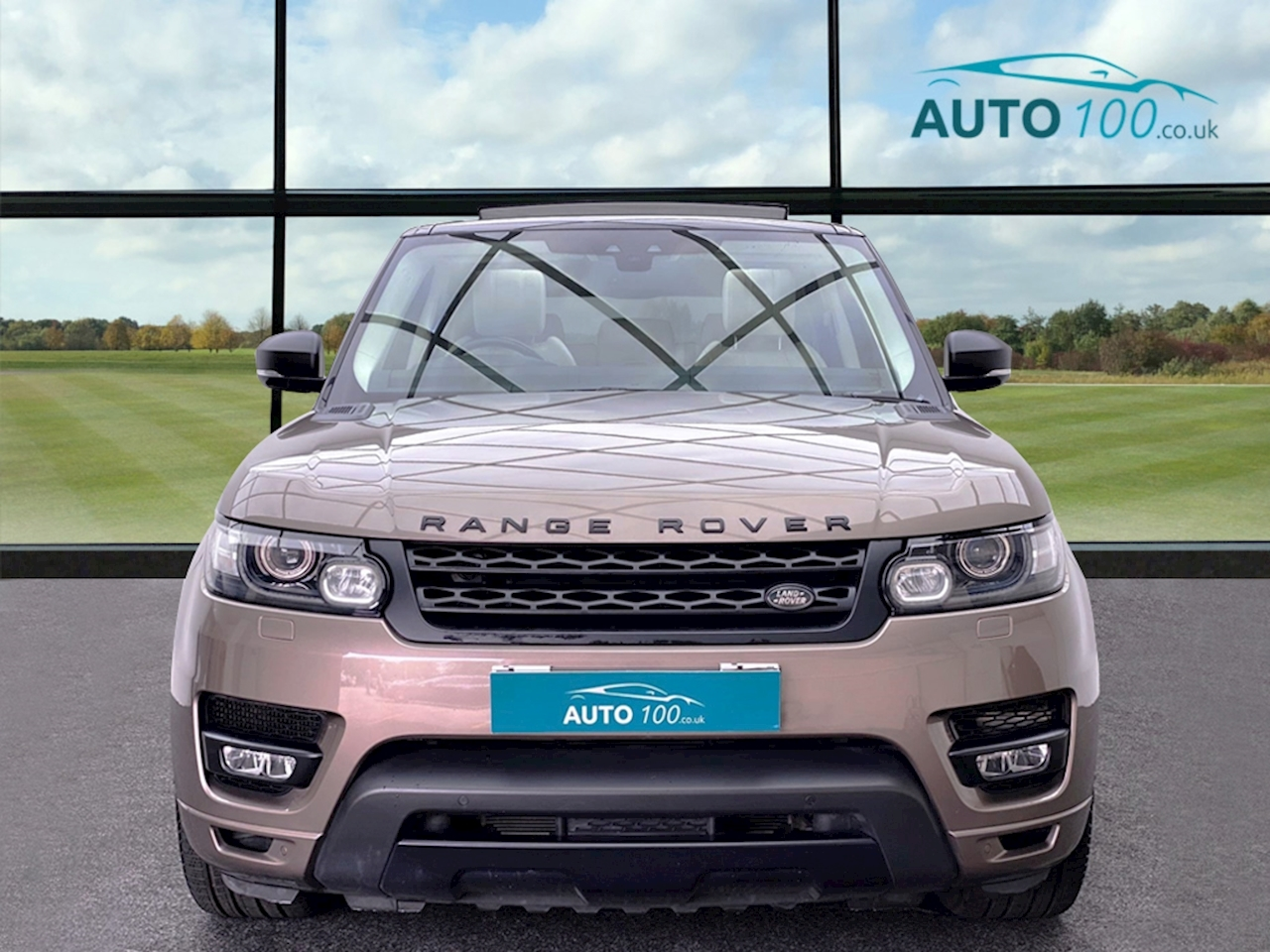 Land Rover Range Rover Sport HSE Dynamic SUV 3.0 CommandShift 2 Diesel