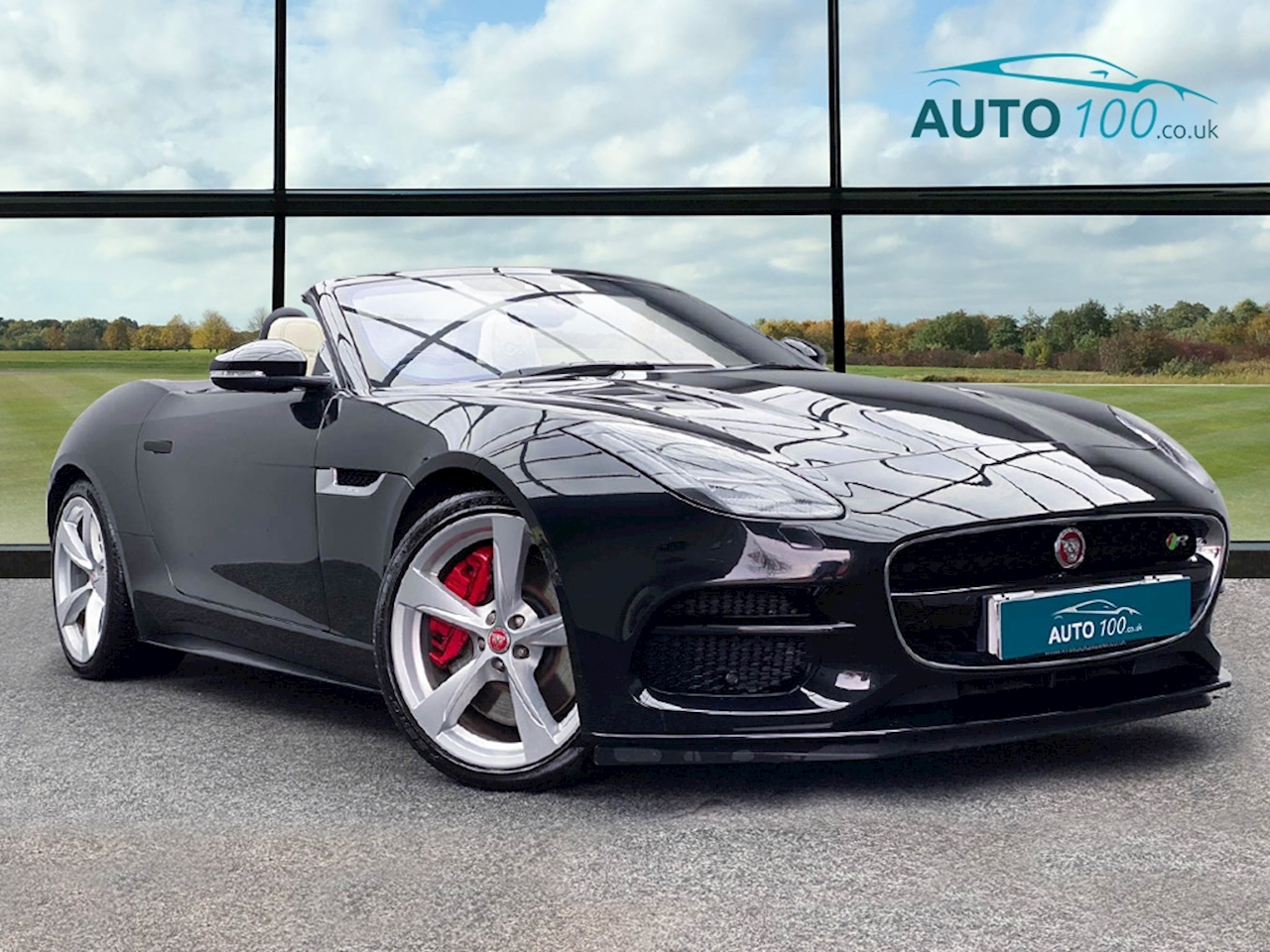 Jaguar F-Type V8 R Awd 5.0 Convertible Automatic Petrol