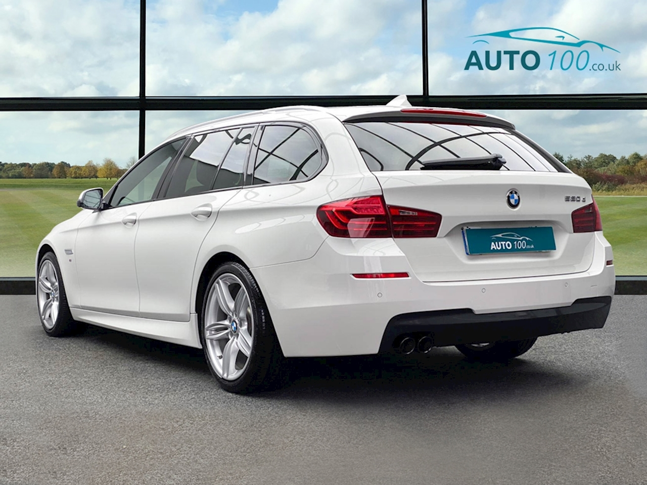 BMW 5 Series 520d M Sport Touring Touring 2.0 Automatic Diesel