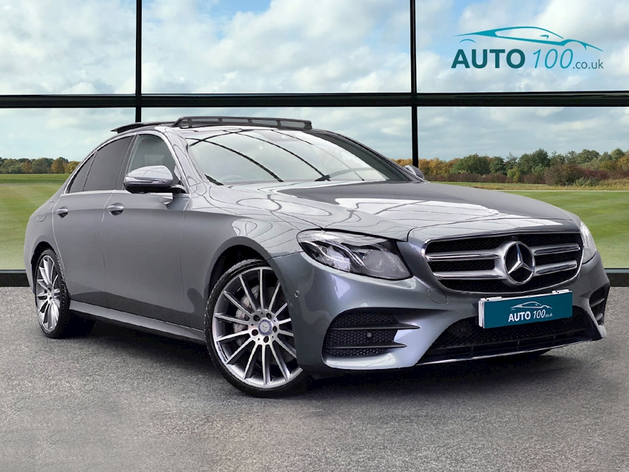 E Class AMG Line Saloon 3.0 G-Tronic+ Diesel