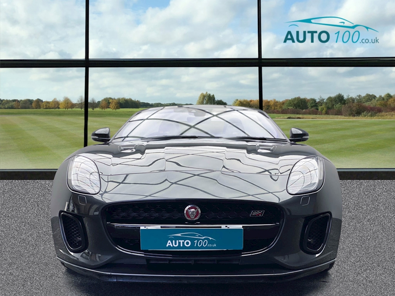 Jaguar 3.0 V6 Chequered Flag Convertible 2dr Petrol Auto AWD (s/s) (380 ps)