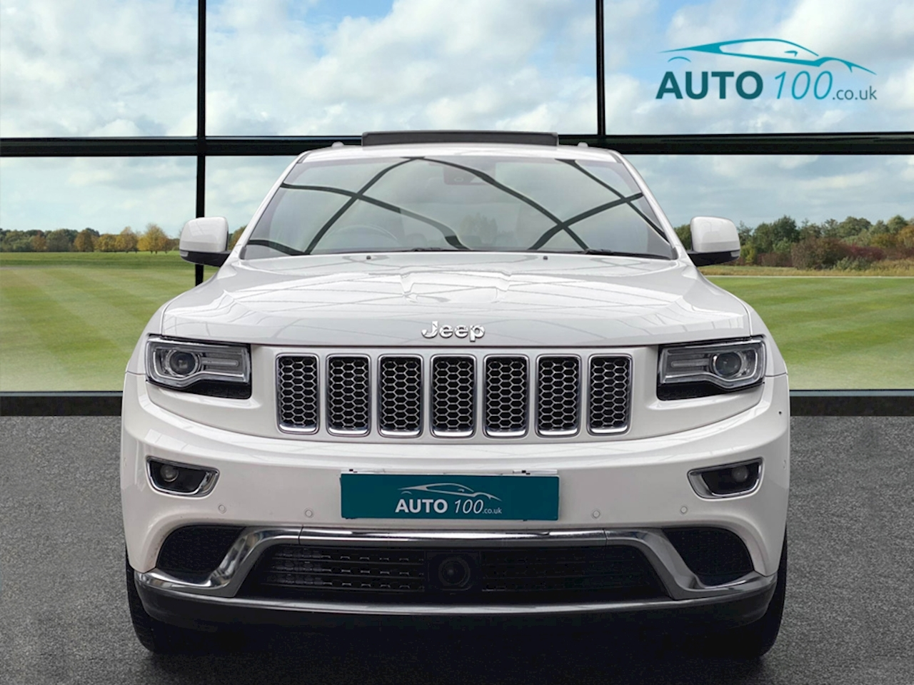 Jeep 3.0 V6 CRD Summit SUV 5dr Diesel Auto 4WD (s/s) (250 ps)