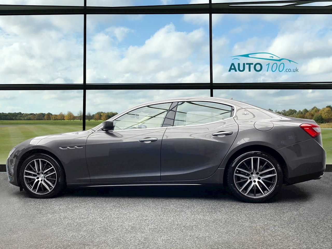 Maserati 3.0D V6 Saloon 4dr Diesel ZF (s/s) (275 ps)