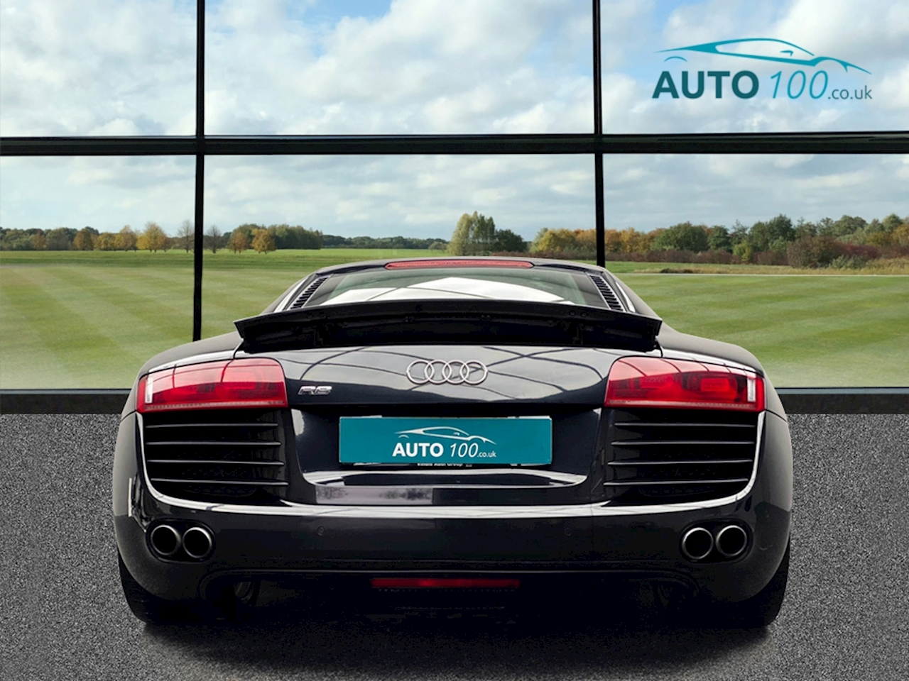 Audi R8 4.2 FSI V8 Coupe 2dr Petrol Manual quattro (349 g/ Coupe 4.2 Manual Petrol