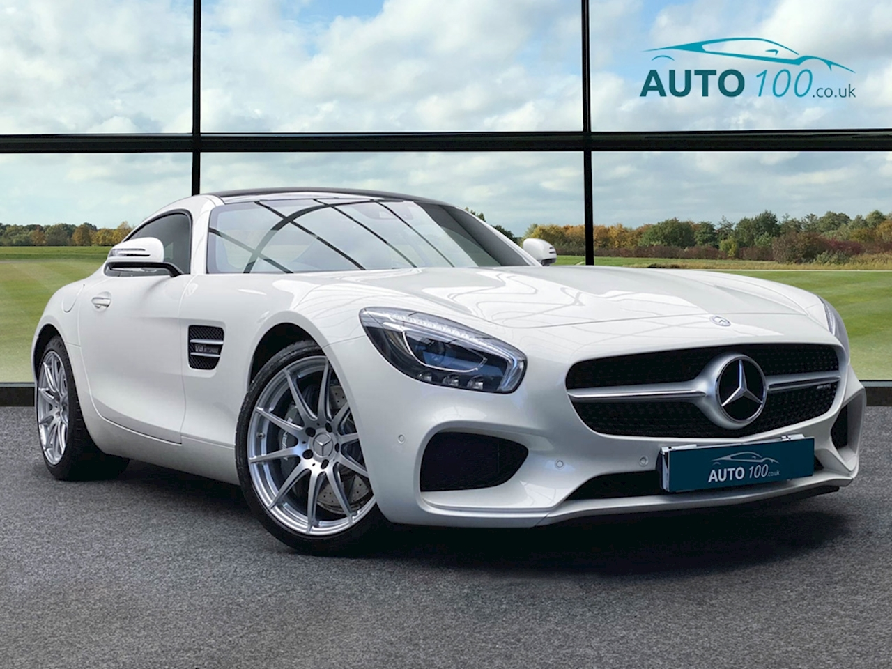 Mercedes-Benz 4.0 V8 BiTurbo Coupe 2dr Petrol SpdS DCT (s/s) (462 ps)