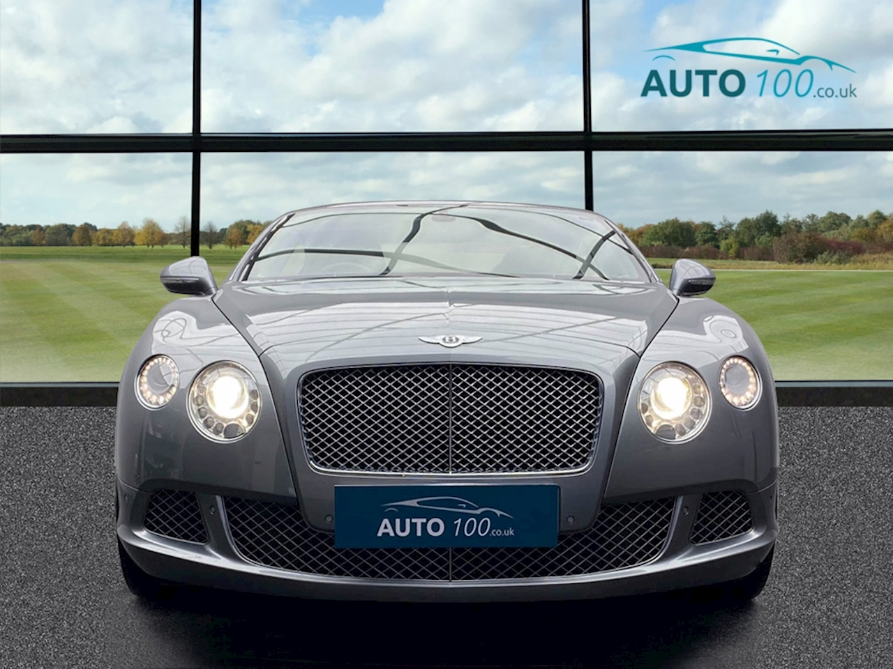 Bentley 6.0 GT Coupe 2dr Petrol Automatic (567 g/km, 567 bhp)
