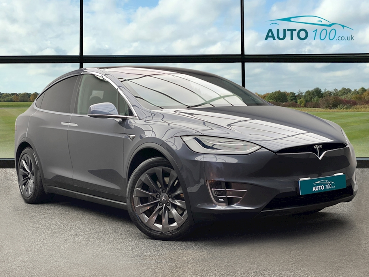 Tesla 100D Dual Motor SUV 5dr Electric Auto 4WDE (417 bhp)