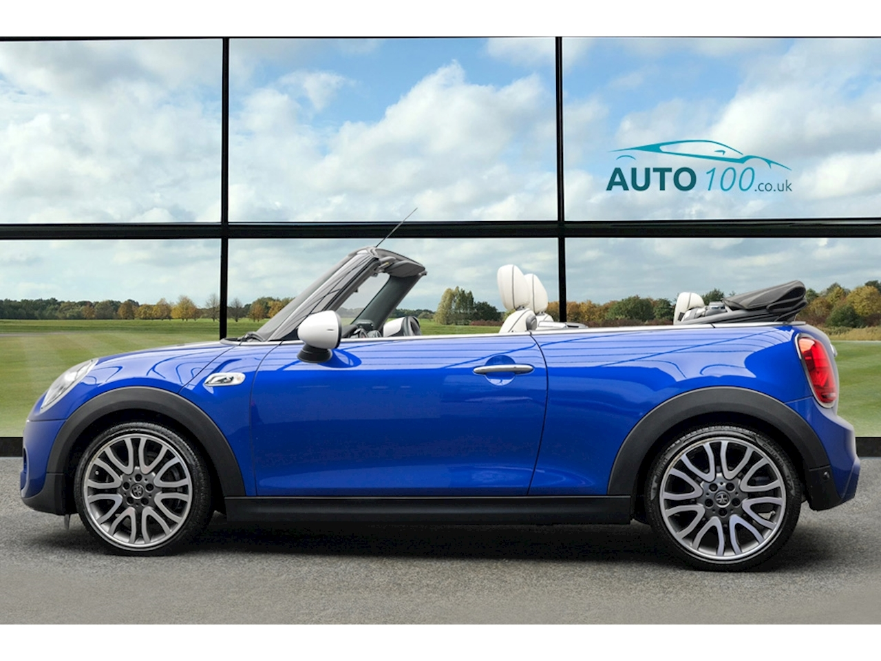 MINI 2.0 Cooper S 25th Anniversary Convertible 2dr Petrol Steptronic (s/s) (192 ps)