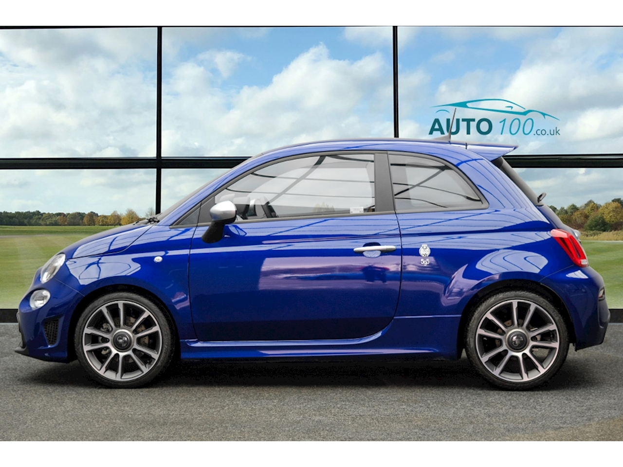 Abarth 1.4 T-Jet Turismo 70th Hatchback 3dr Petrol Manual (165 bhp)