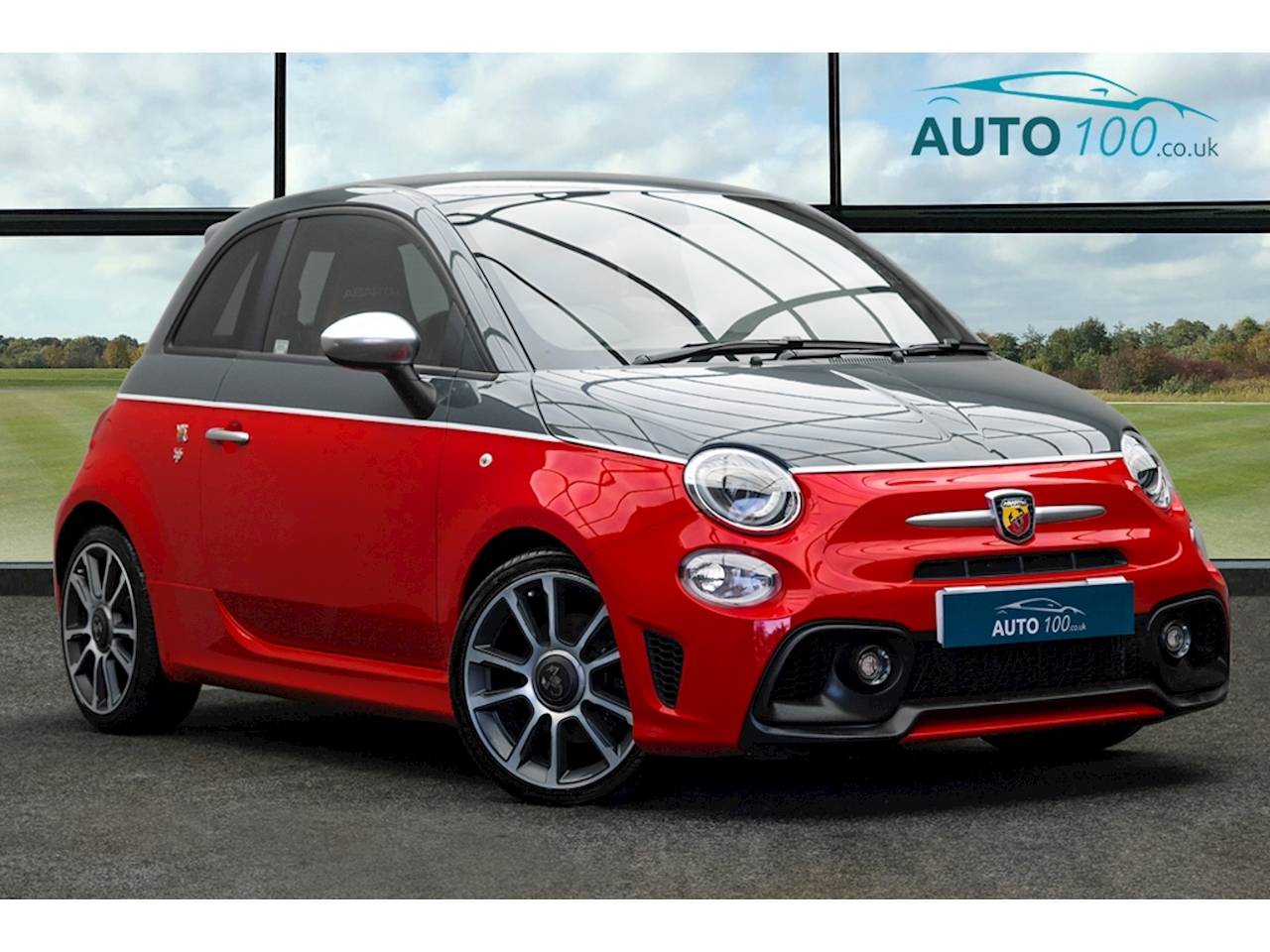 Abarth 1.4 T-Jet Turismo Hatchback 3dr Petrol Manual (165 bhp)