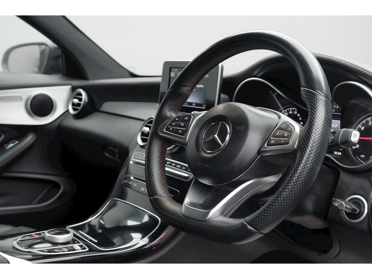 Mercedes-Benz 3.0 C43 V6 AMG Coupe 2dr Petrol G-Tronic+ 4MATIC (s/s) (367 ps)