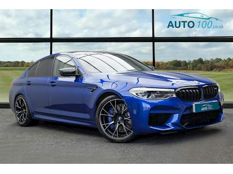 Featured Vehicle - BMW M5