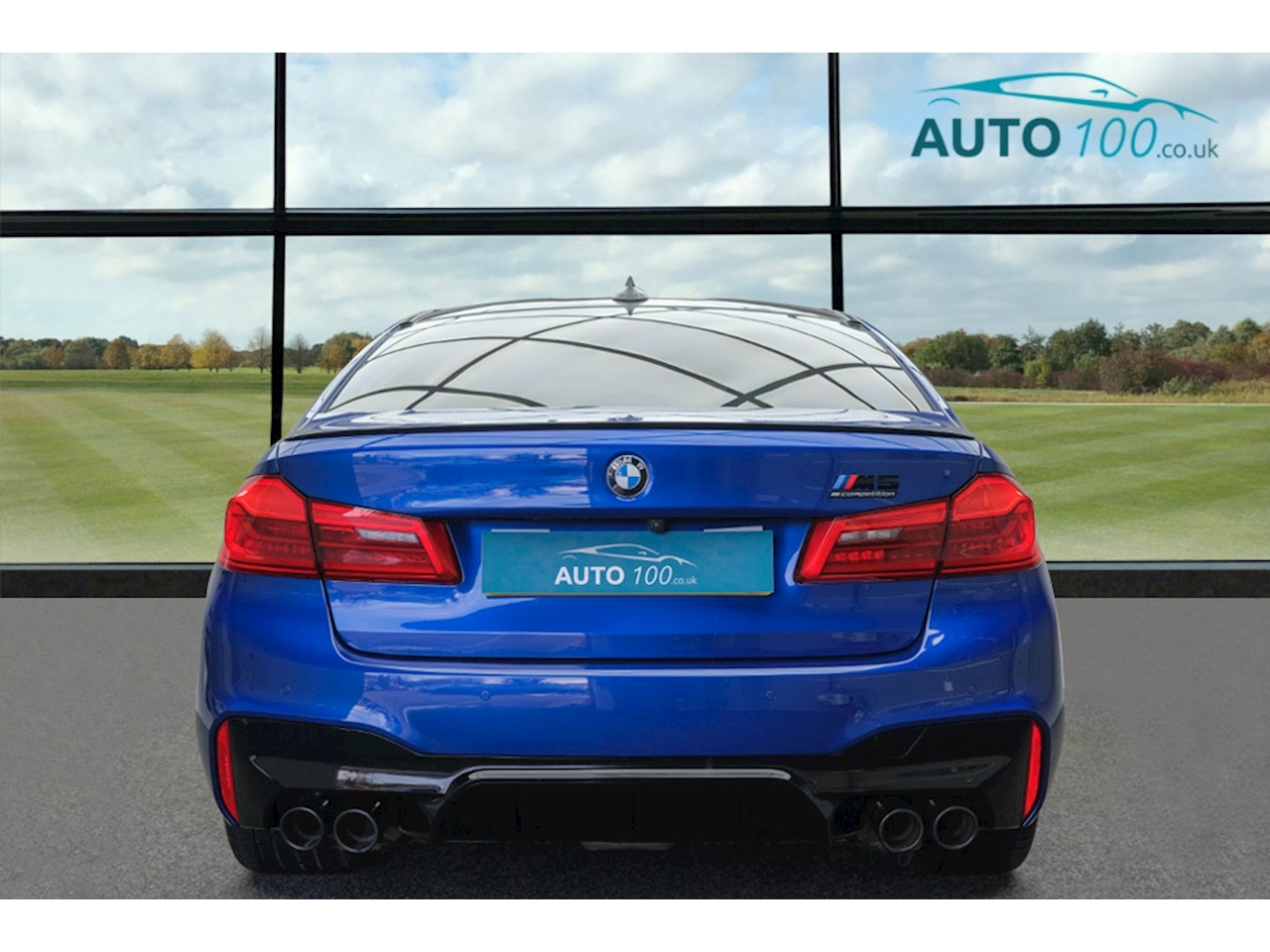 BMW 4.4i V8 Competition Saloon 4dr Petrol Steptronic xDrive (s/s) (625 ps)