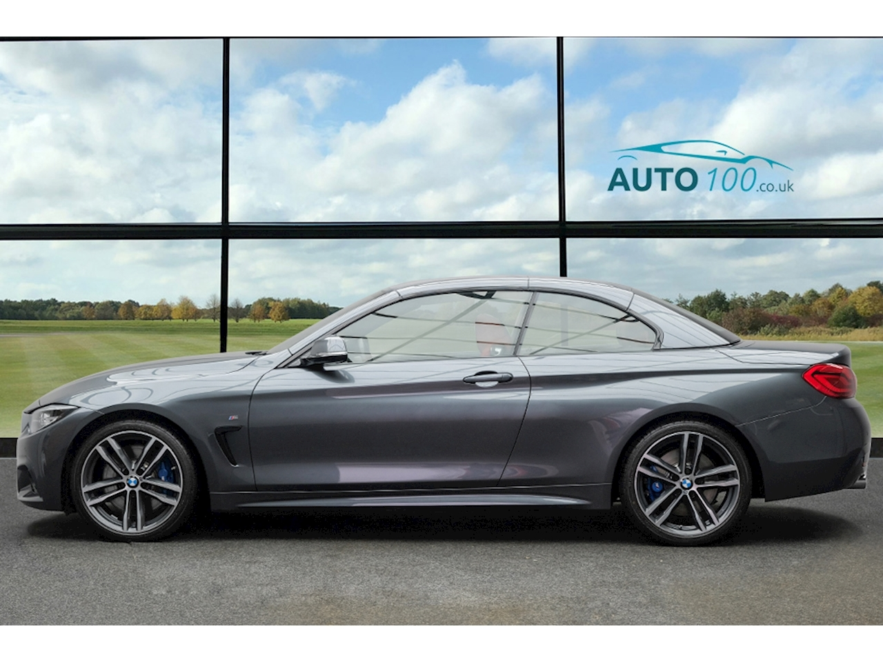 BMW 3.0 440i M Sport Convertible 2dr Petrol Auto (s/s) (326 ps)