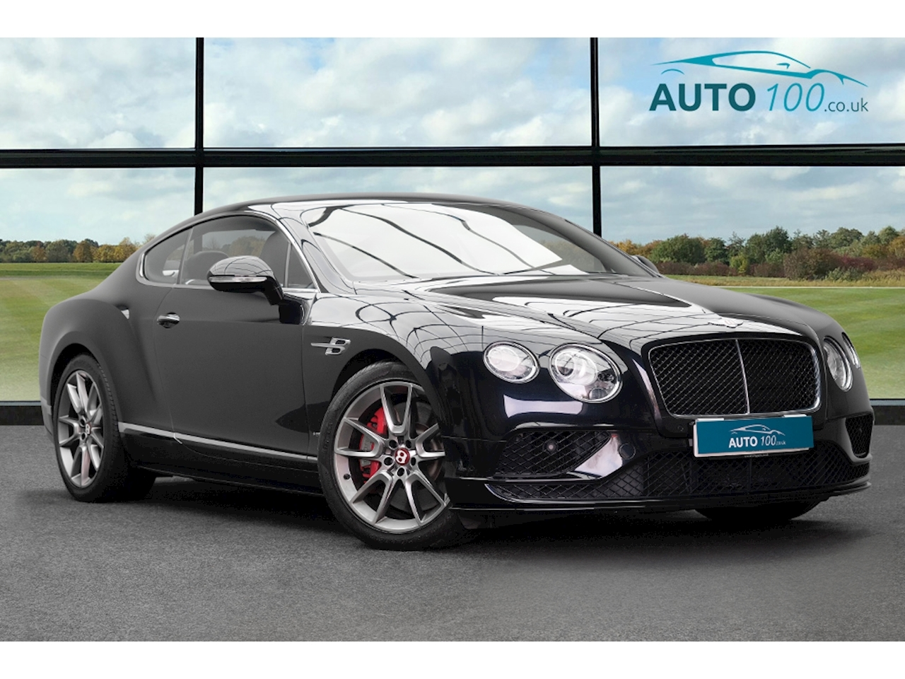 Bentley 4.0 GT V8 S Coupe 2dr Petrol Auto 4WD (528 ps)