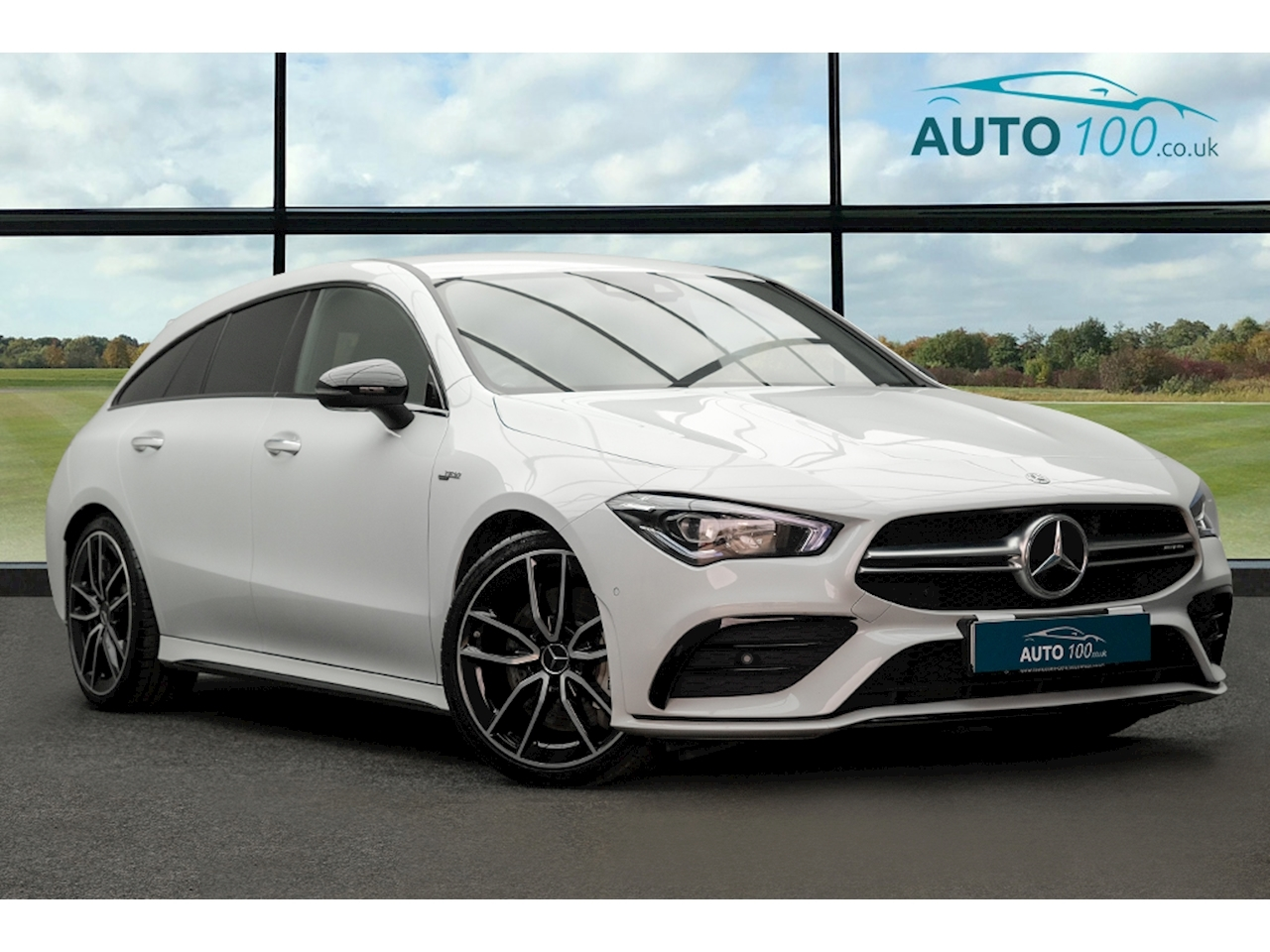 Mercedes-Benz 2.0 CLA35 AMG (Premium) Shooting Brake 5dr Petrol 7G-DCT 4MATIC (s/s) (306 ps)
