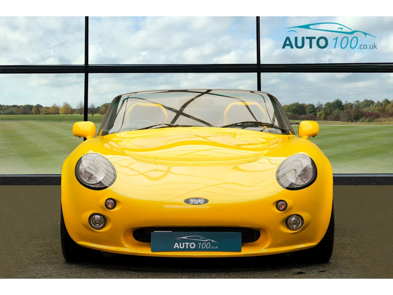 TVR Tamora  Coupe 3.6 Manual Petrol