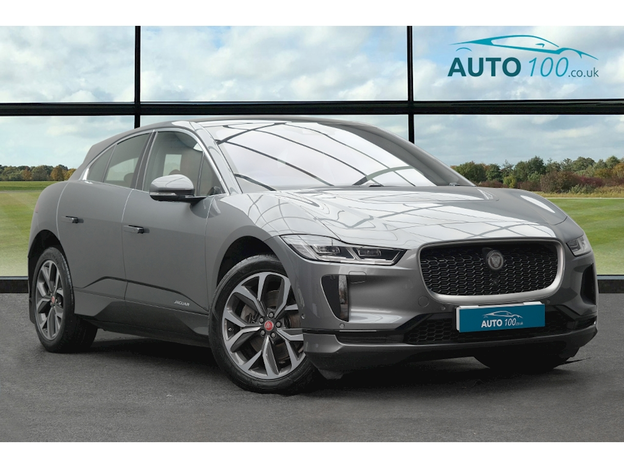 Jaguar 90kWh HSE SUV 5dr Electric Auto 4WD (400 ps)