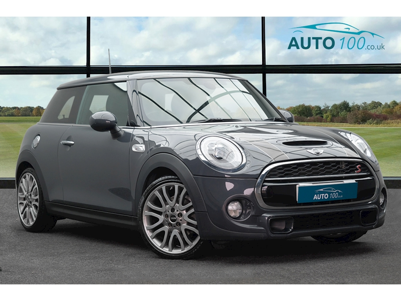 MINI 2.0 Cooper S Hatchback 3dr Petrol Manual (s/s) (192 ps)