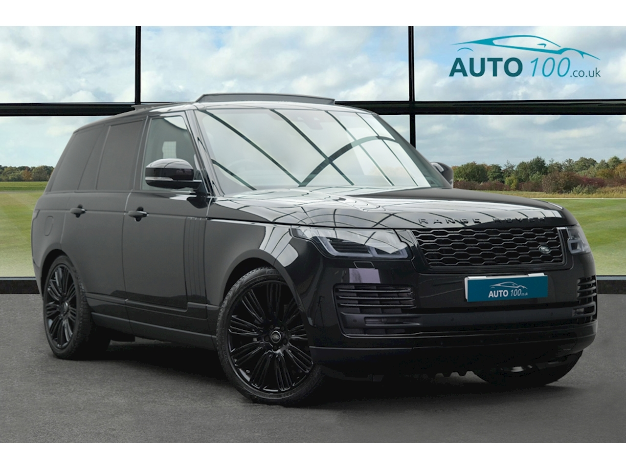 Land Rover 3.0 SD V6 Vogue SUV 5dr Diesel Auto 4WD (s/s) (275 ps)