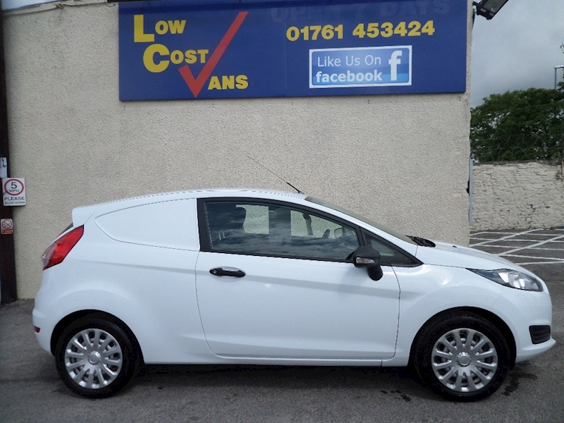 Ford Fiesta AIR CON 1.5 Tdci