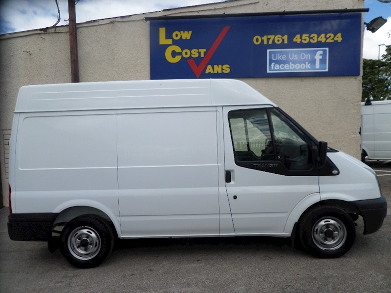 Ford Transit 280 Swb Med Roof 100 ps 6 spd