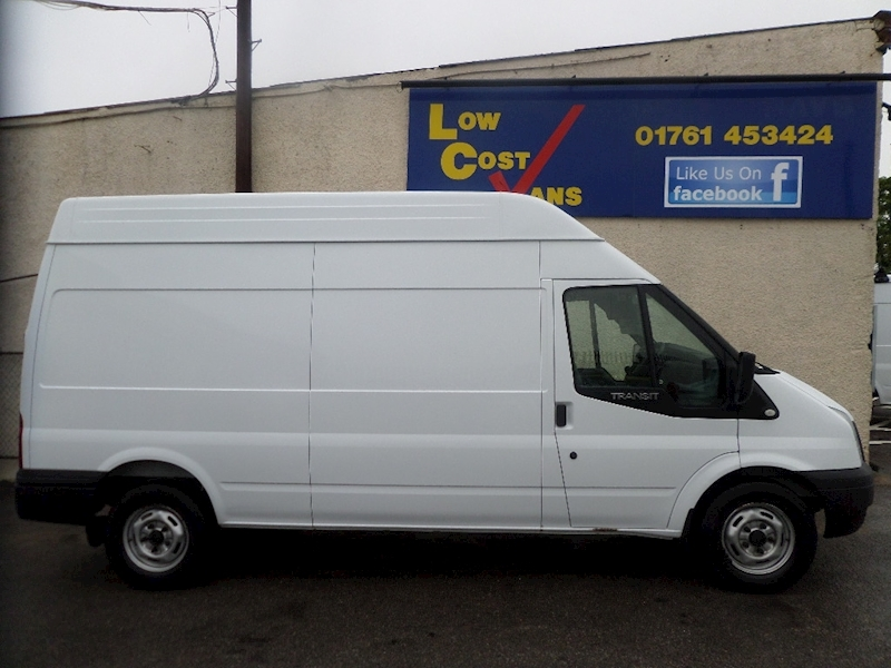 Ford Transit 350 Lwb High Roof RWD 2.2